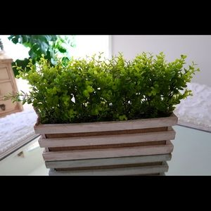 Home Goods Faux Planter - $15